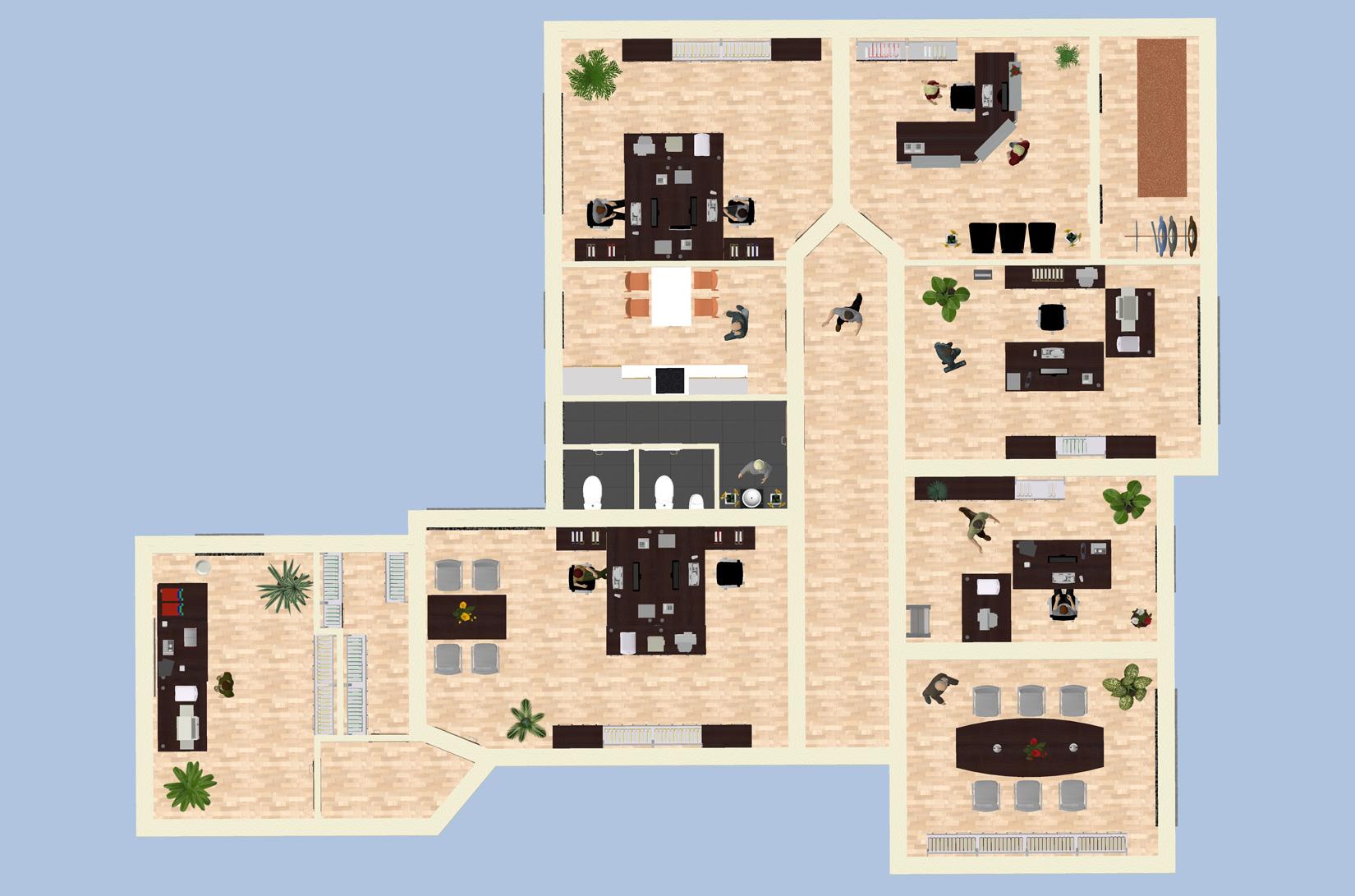 3d wohnungsplaner zur wohnraumplanung architektur software for Software raumplanung kostenlos