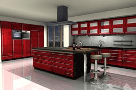 k chenplaner software software zur k chenplanung cadvilla. Black Bedroom Furniture Sets. Home Design Ideas